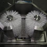 myjka obuwia pięcioszczotkowa