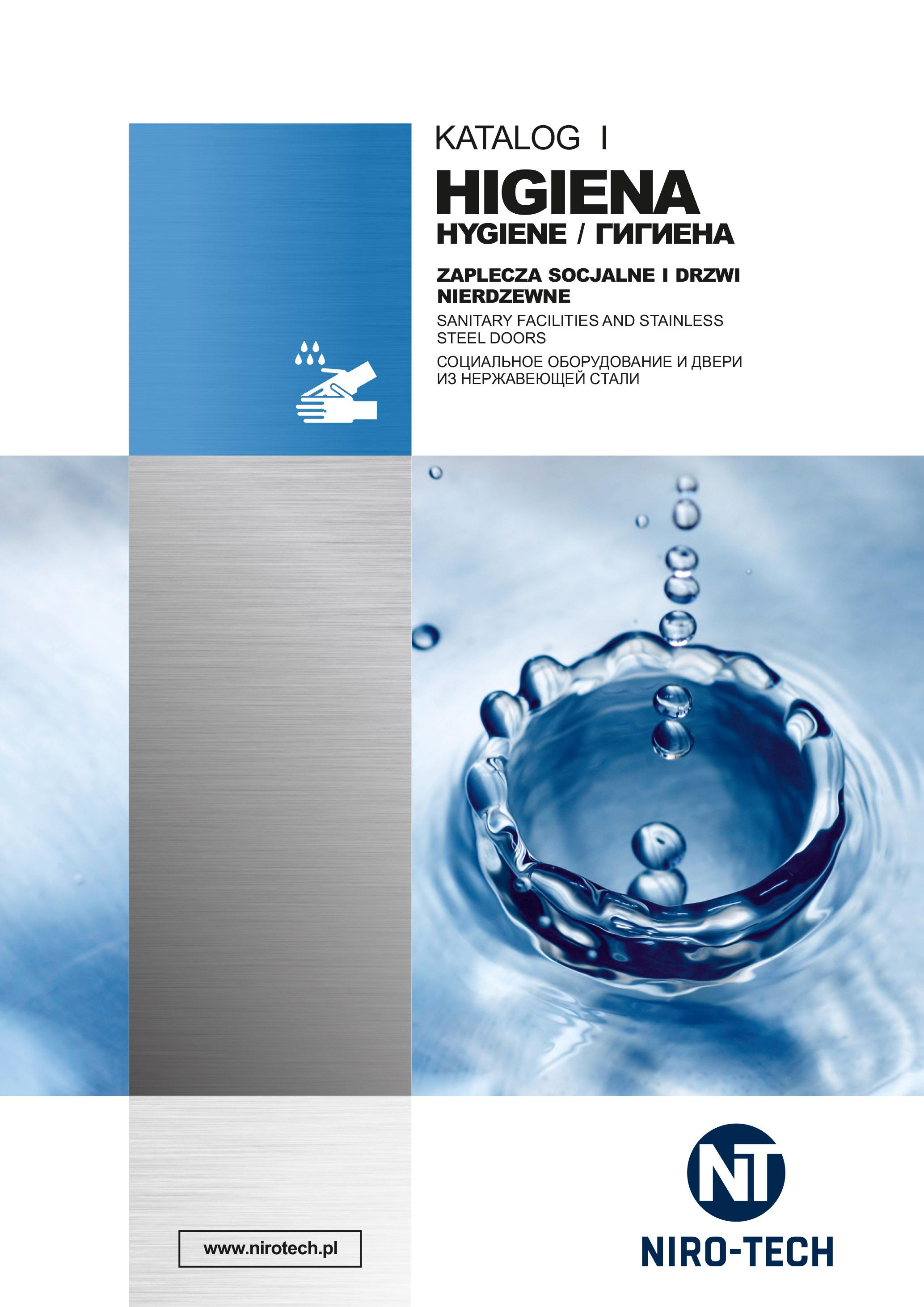 Wyposażenie higieniczno-sanitarne