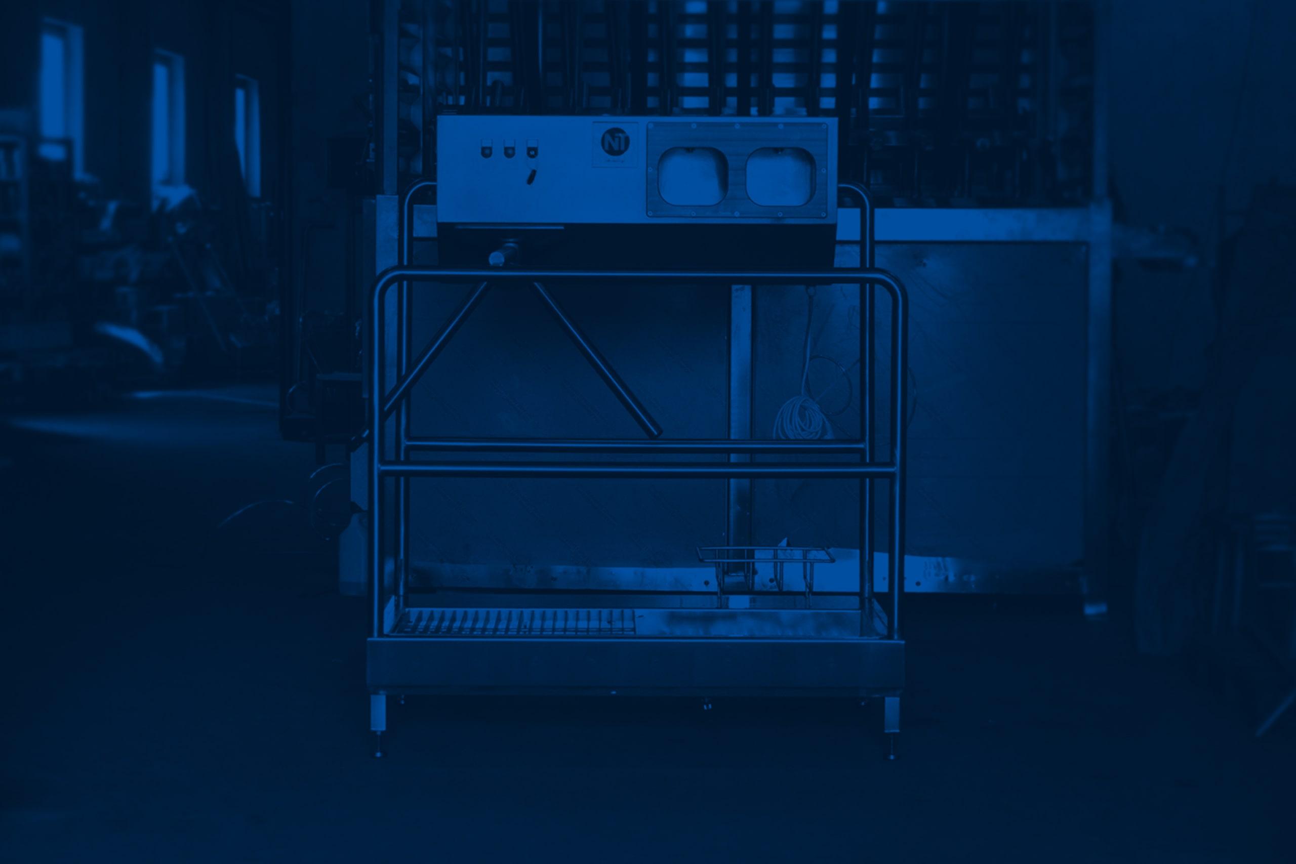 Maszyny i urządzenia dla przemysłu spożywczego